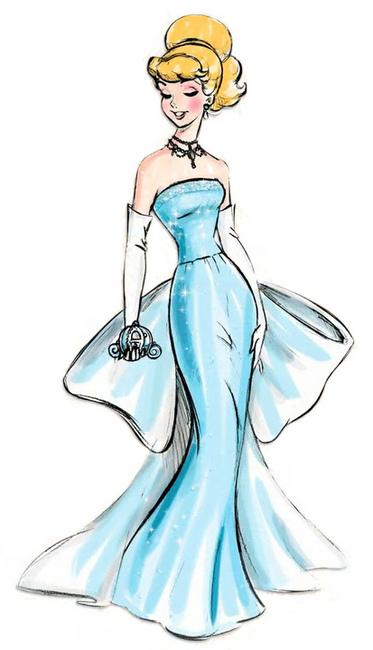 ディズニー Designer Princesses: シンデレラ