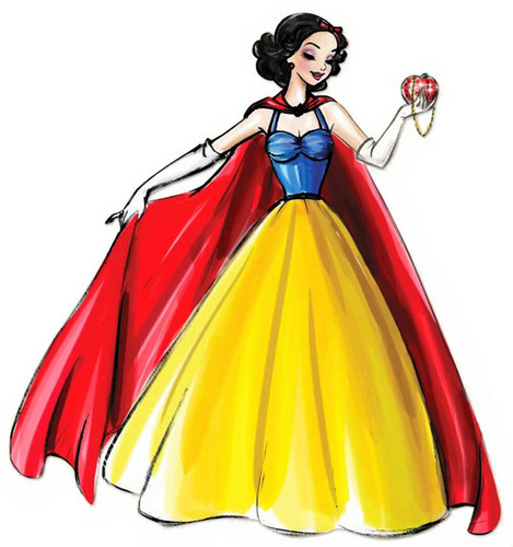 Disney Designer Princesses: Snow White - disney-princess Photo
