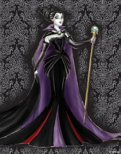 ディズニー Designer Villains: Malificent