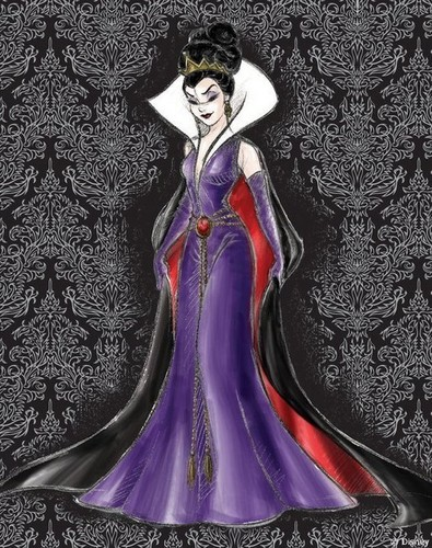 Disney Designer Villains: Evil Queen - disney-princess Photo