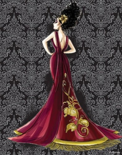 Disney Designer Villains: Mother Gothel - disney-princess Photo