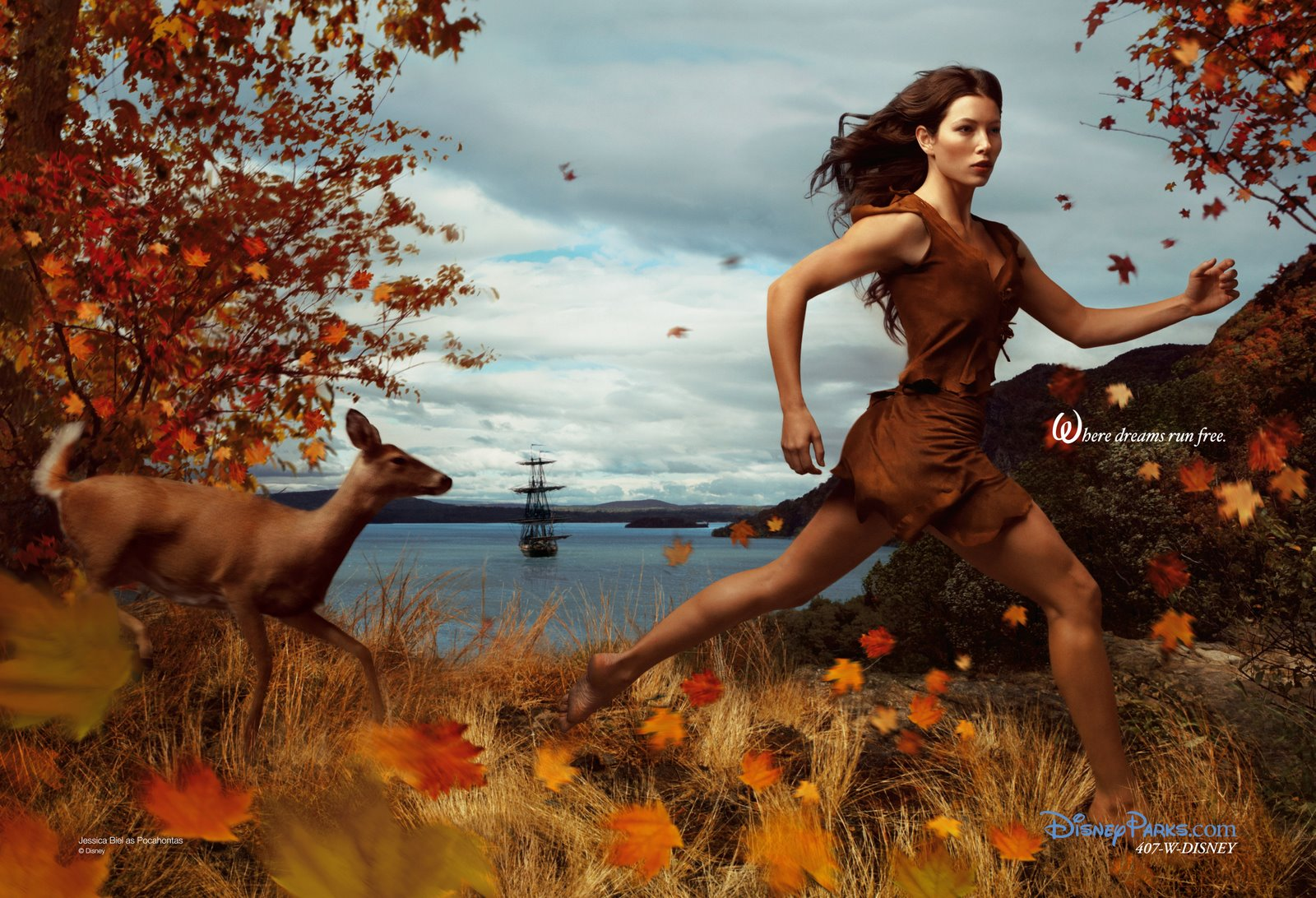 Annie Leibovitz Disney Dream