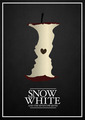 迪士尼 Movie Minimalist Poster: Snow White