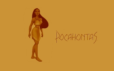 디즈니 Princess Signatures: Pocahontas