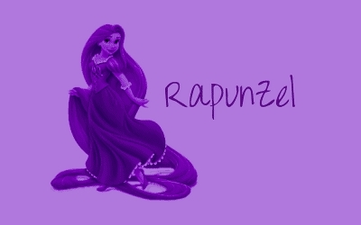 disney Princess Signatures: Rapunzel