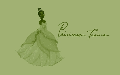 disney Princess Signatures: Tiana