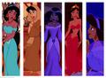 Disney Princess Wardrobes: Jasmine