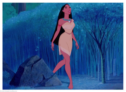 disney Princess Wardrobes: Pocahontas