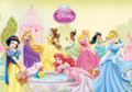 disney Princesses - Garden of Beauty
