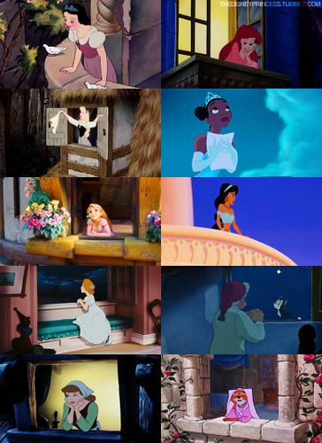 Дисней Princesses Windows