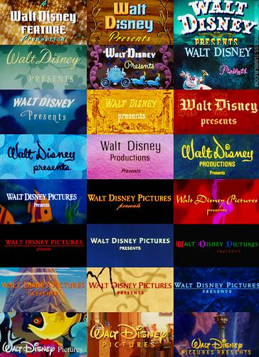 Дисней Princesses: Название Frames