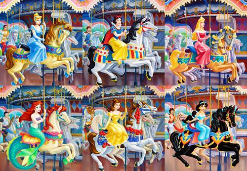 disney Princesses Carousel