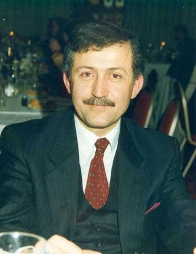 Dr. Ahmet Taner Kışlalı, (d. 10 june 1939, Zile, Tokat – ö. 21 september 1999, Ankara
