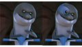 Dr. Blowhole- Before and after? - penguins-of-madagascar photo