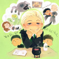 Draco's Dream - harry-and-draco fan art
