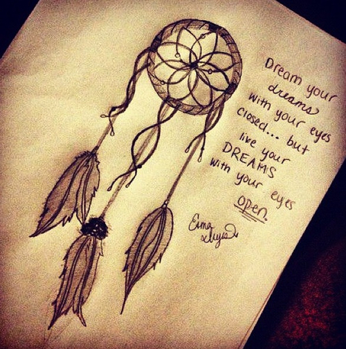 Anj And Jezzi The Aries Twins Images Dreamcatcher Quote Wallpaper Delectable Dream Catchers With Quotes