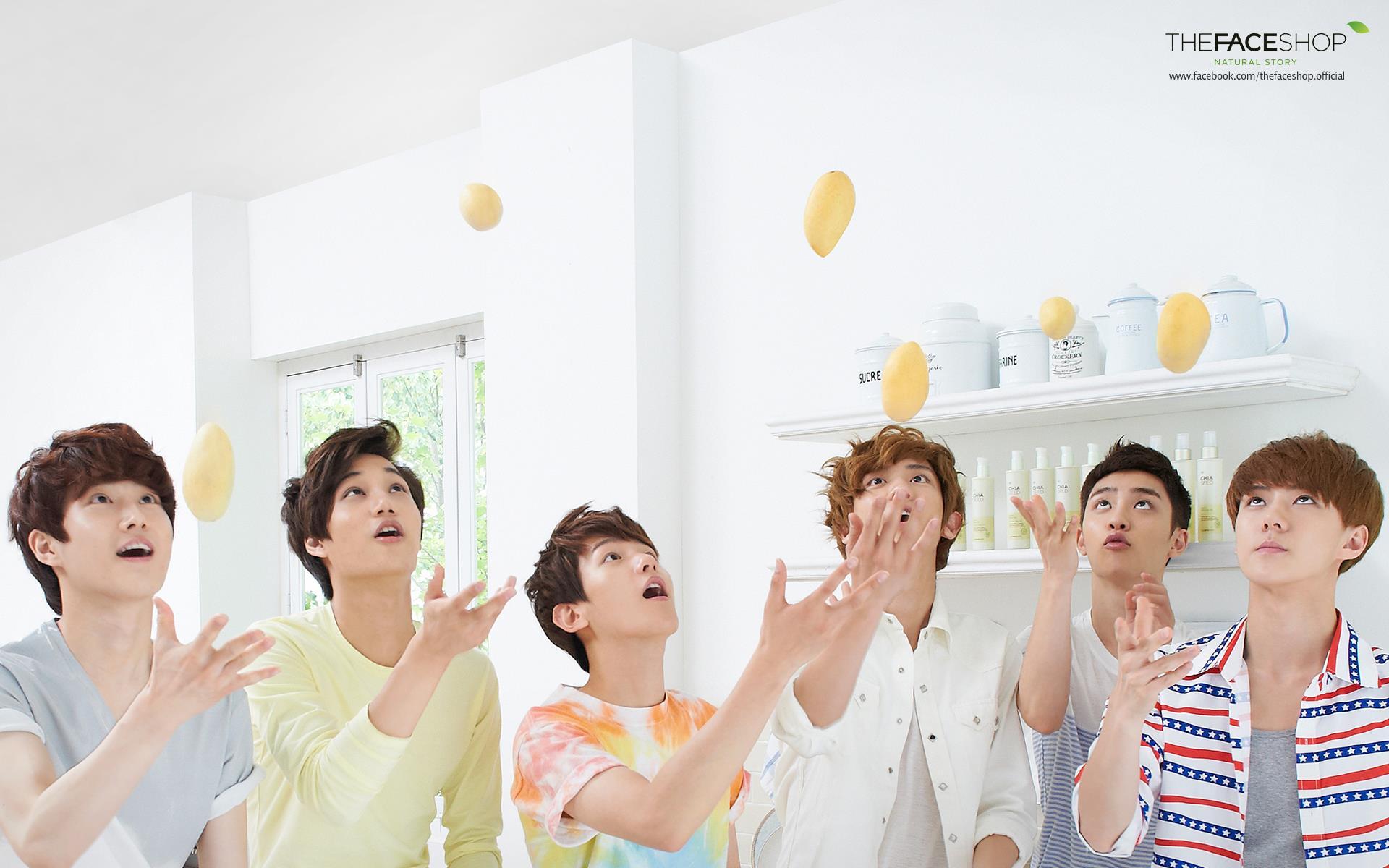 EXO-K for The Face comprar