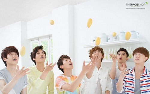 EXO-K for The Face comprar