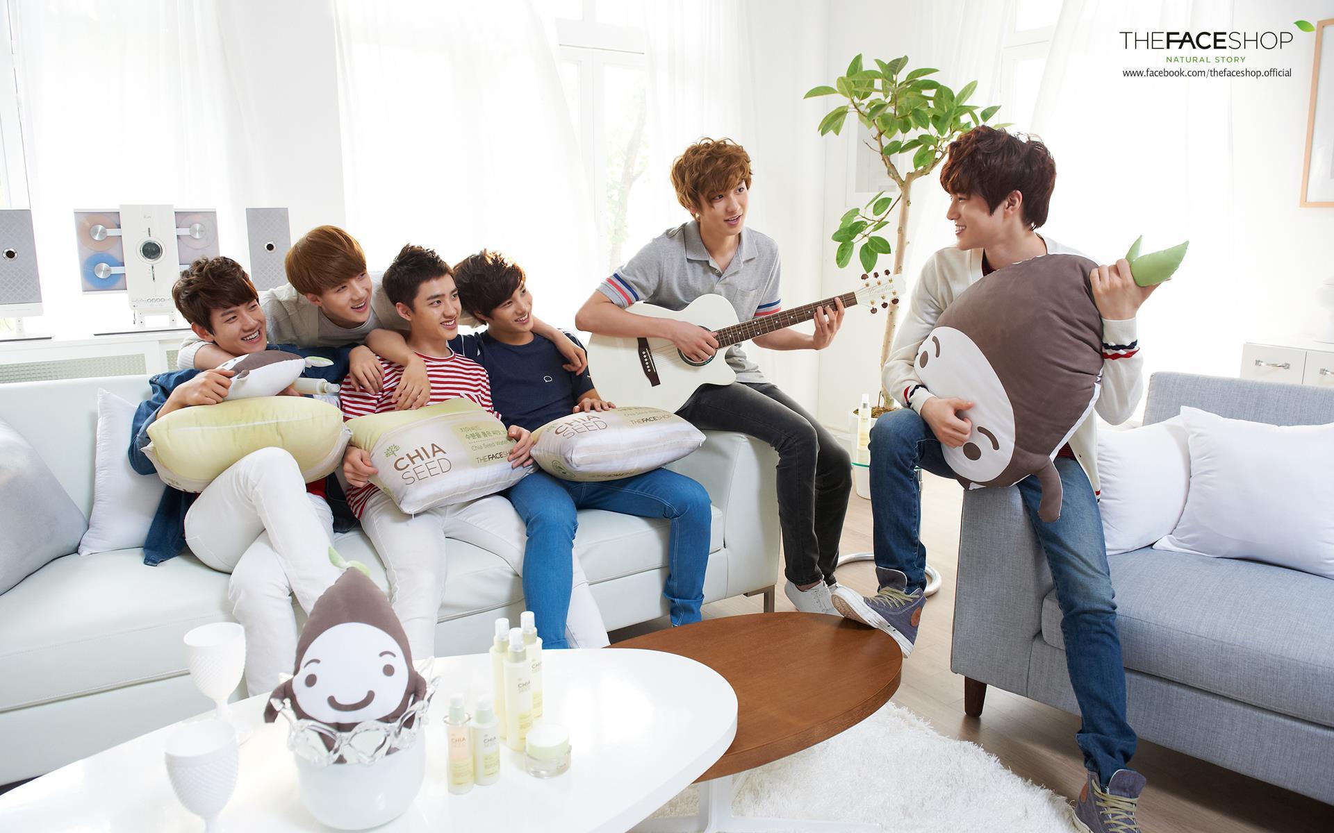 Biodata EXO K&M Lengkap Dengan 20 Foto EXO Terbaru