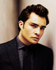 Ed Westwick foto containing a business suit, a suit, and a double breasted suit entitled Ed ღ