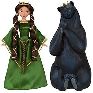 Elinor muñecas