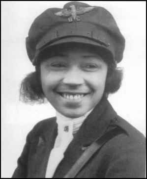 "Elizabeth ""Bessie"" Coleman (January 26, 1892 – April 30, 1926"