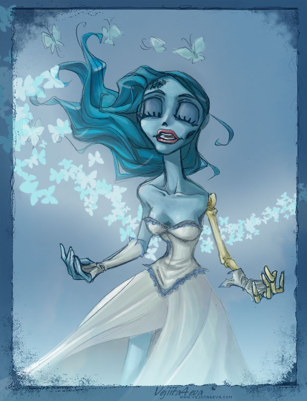 Emily - Corpse Bride Fan Art (31334868) - Fanpop