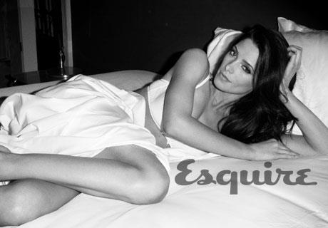 Esquire USA shoot