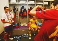 Euro 2012 final: Spain v Italy - Fabregas celebrating victory