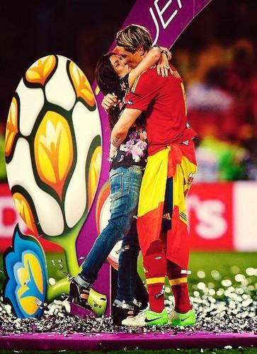 Euro 2012 final: Spain v Italy - Spain celebrating victory