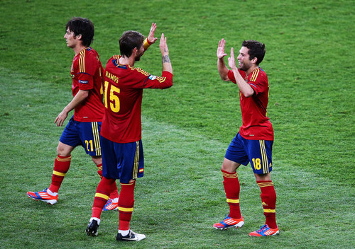 Euro 2012 final: Spain v Italy - The match