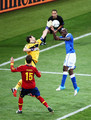 Euro 2012 final: Spain v Italy - The match - spain-national-football-team photo