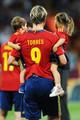 Euro 2012 final: Spain v Italy - Torres celebrating victory - fernando-torres photo
