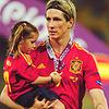 Fernando Torres litrato titled F.Torres