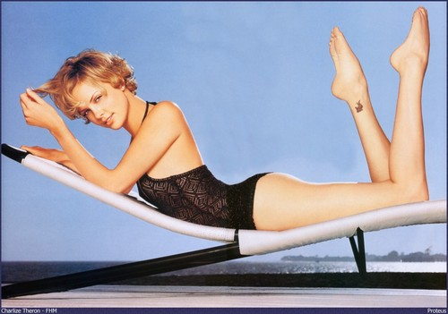 FHM - Charlize Theron