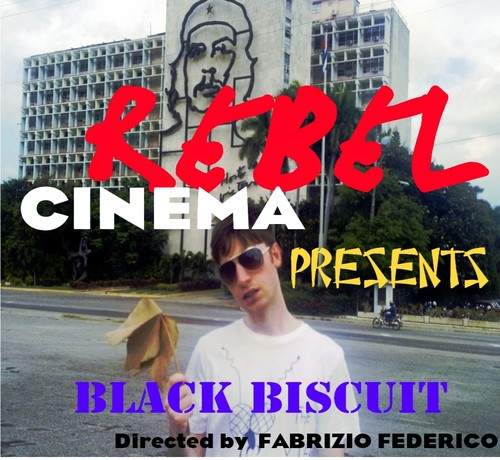 Fabrizio Federico director of Black galleta