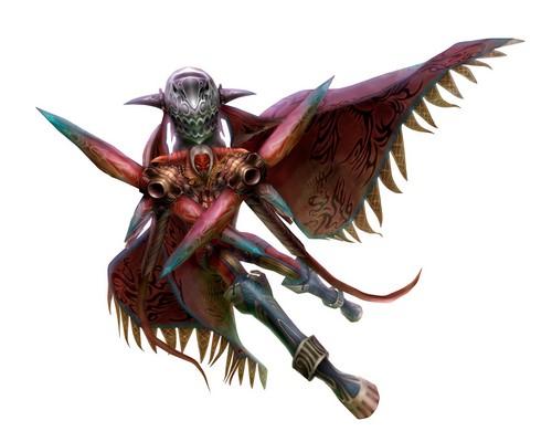 Final fantasi XII Esper - Shemhazai