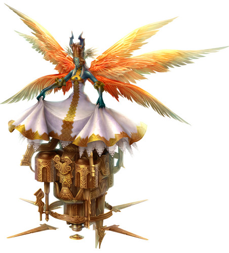 Final fantasi XII Esper - Ultima