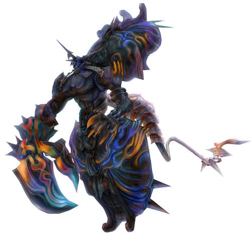 Final fantasi XII Esper - Zeromus
