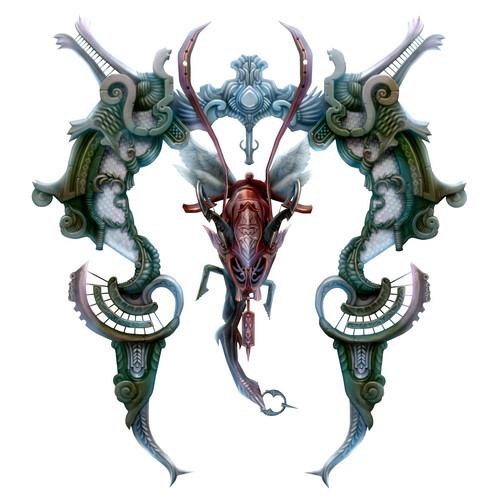 Final fantasi XII Esper - Zodiark