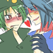 Flippy + Splendid - happy-tree-friends icon
