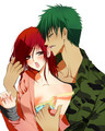 Flippy x Flaky Sexy Pic - happy-tree-friends photo