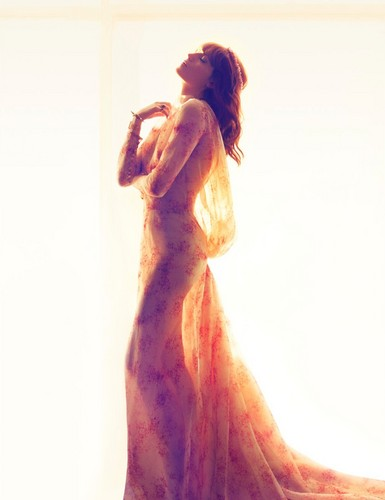 Florence Welch for Harper's Bazaar UK July 2012