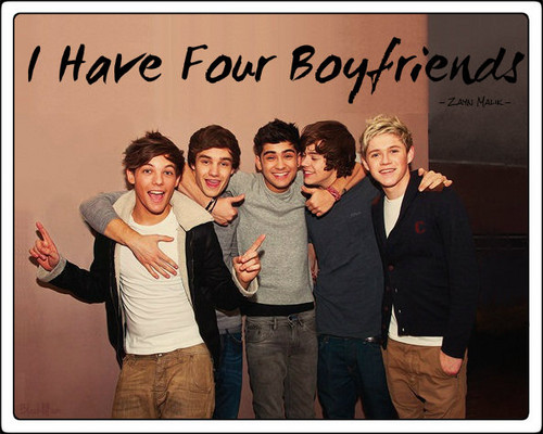 Four Boyfriends!! - zayn-malik Photo