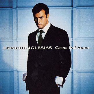 Front cover album - Cosas del Amor