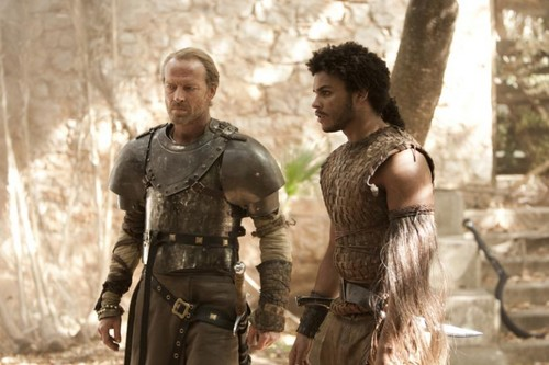 Jorah Mormont & Kovarro - game-of-thrones Photo
