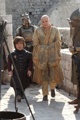 Tyrion Lannister & Varys