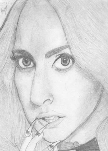 GaGa drawing^^