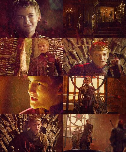 Game of Thrones characters - Joffrey Baratheon