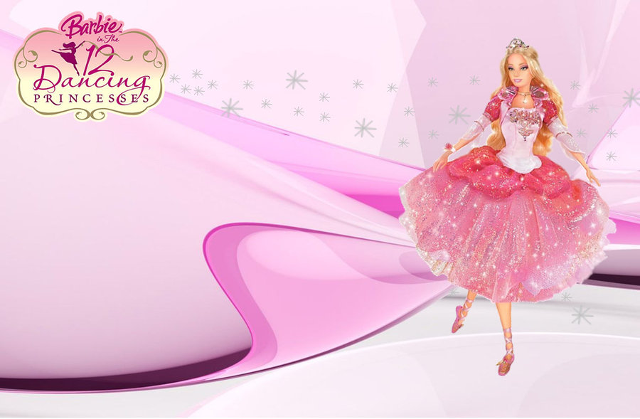 barbie in the 12 dancing princesses images genevieve